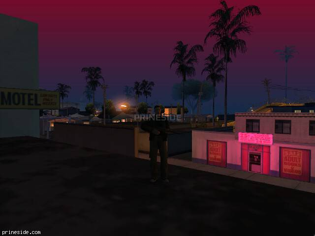 GTA San Andreas weather ID 2470 at 2 hours