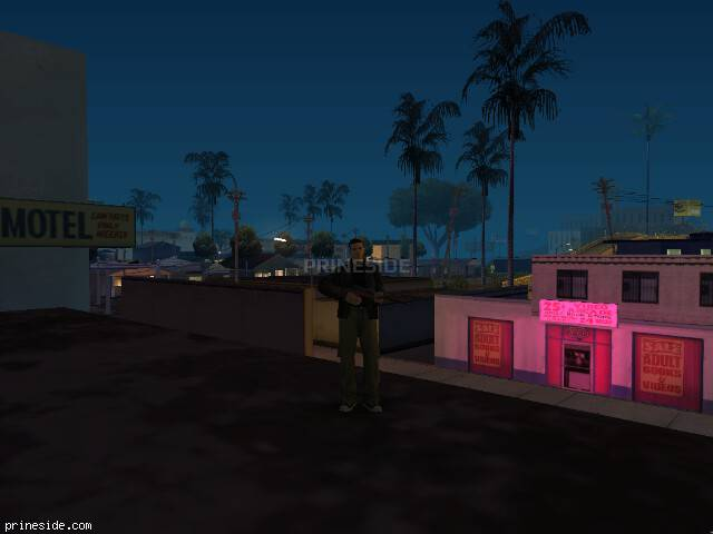 GTA San Andreas weather ID -601 at 0 hours