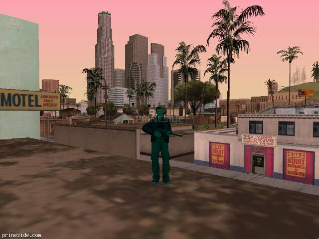 GTA San Andreas weather ID -601 at 13 hours