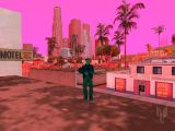 GTA San Andreas weather ID 167 at 19 hours