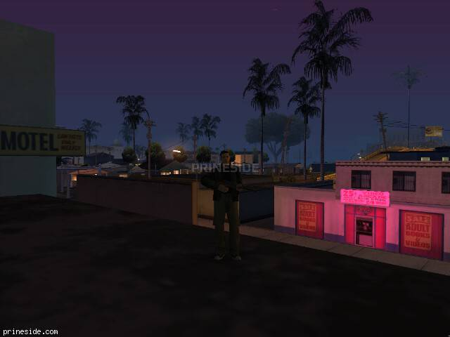 GTA San Andreas weather ID -89 at 1 hours