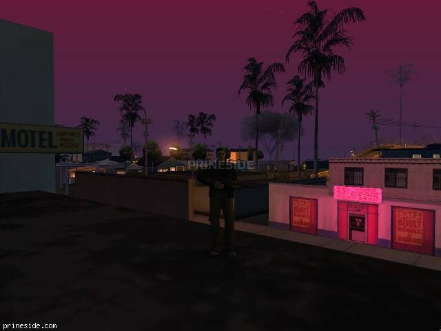 GTA San Andreas weather ID 167 at 2 hours