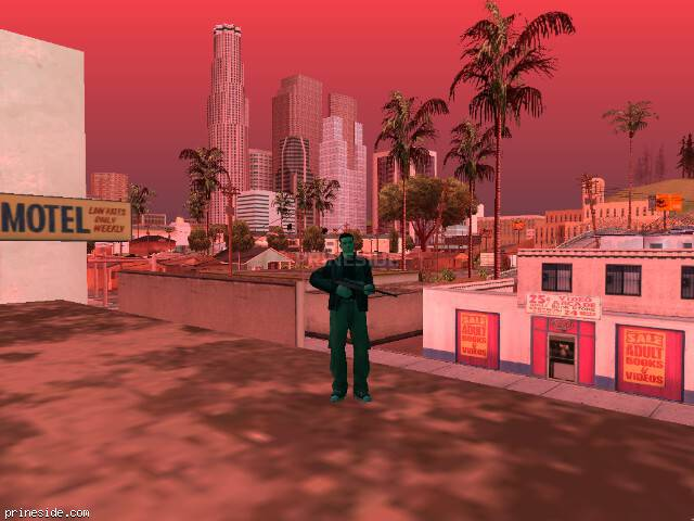 GTA San Andreas weather ID 936 at 10 hours