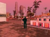 GTA San Andreas weather ID 424 at 15 hours