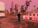 GTA San Andreas weather ID -600 at 16 hours