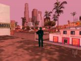 GTA San Andreas weather ID -88 at 17 hours