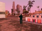 GTA San Andreas weather ID 168 at 19 hours