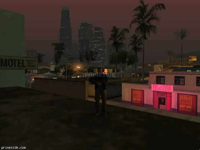 GTA San Andreas weather ID 936 at 1 hours