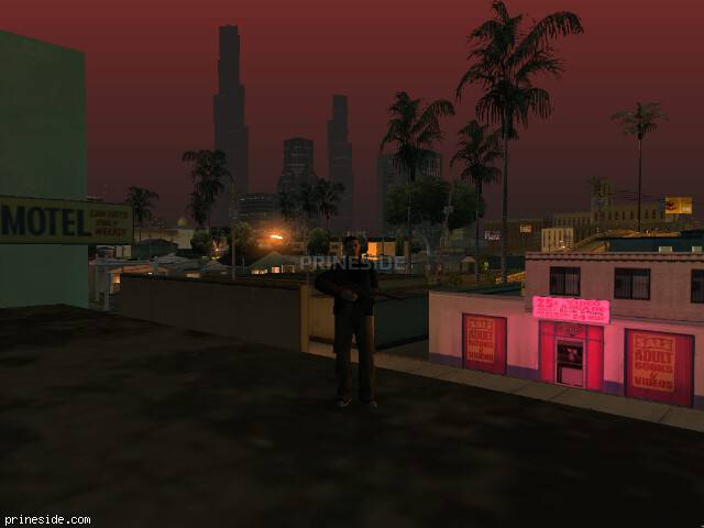GTA San Andreas weather ID -88 at 2 hours