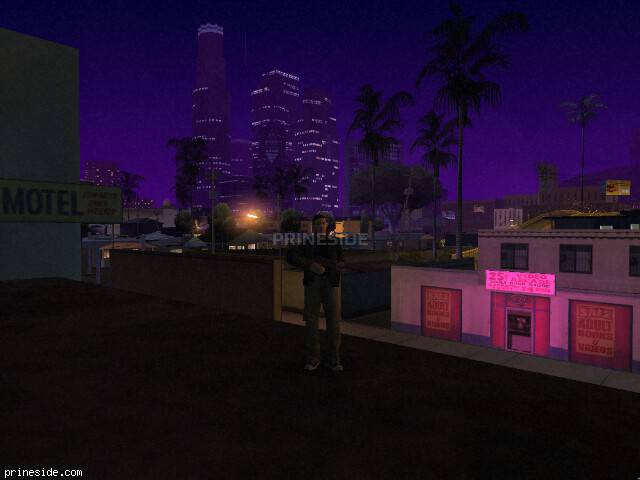 GTA San Andreas weather ID 273 at 0 hours