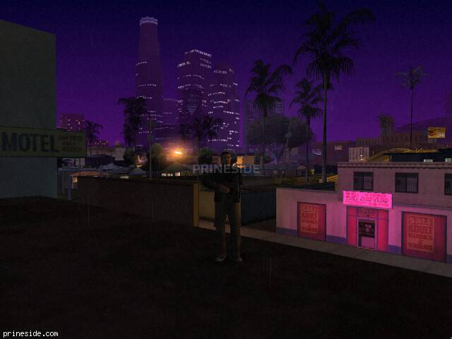 GTA San Andreas weather ID 785 at 1 hours