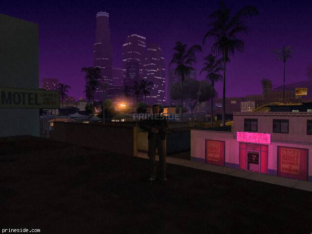 GTA San Andreas weather ID 785 at 2 hours