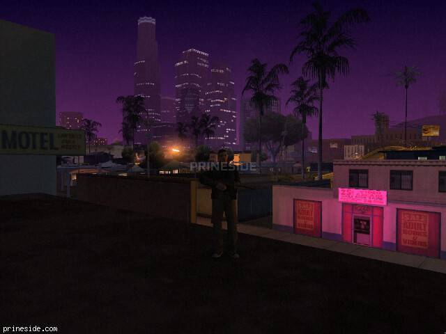 GTA San Andreas weather ID 785 at 3 hours