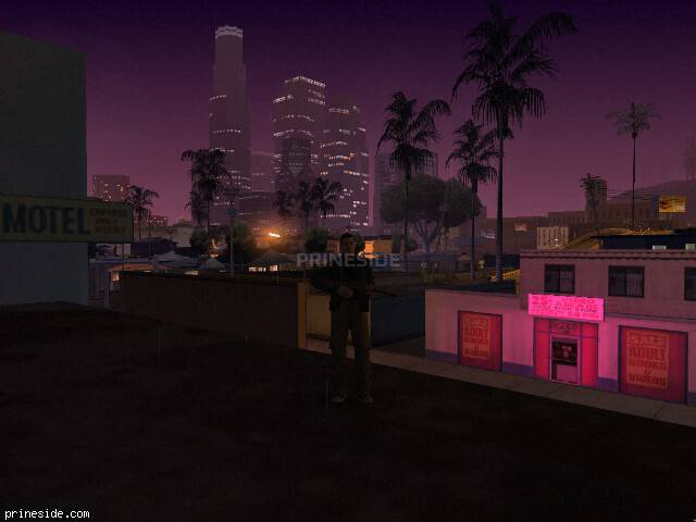 GTA San Andreas weather ID -495 at 5 hours