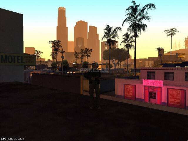 GTA San Andreas weather ID 17 at 6 hours