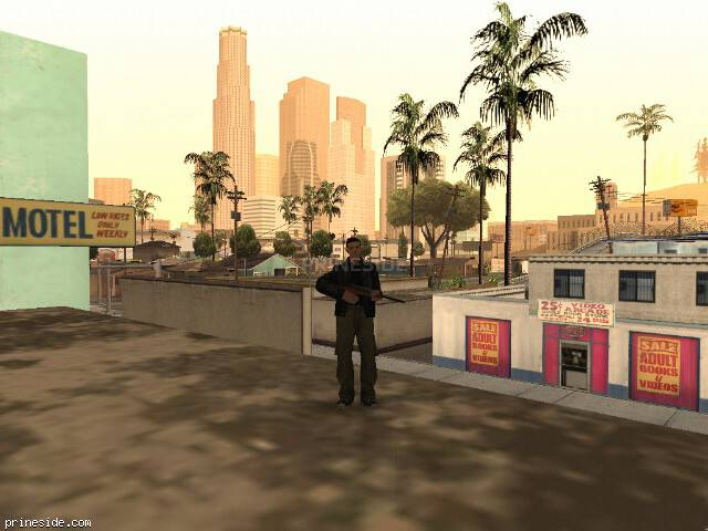 GTA San Andreas weather ID 1297 at 8 hours