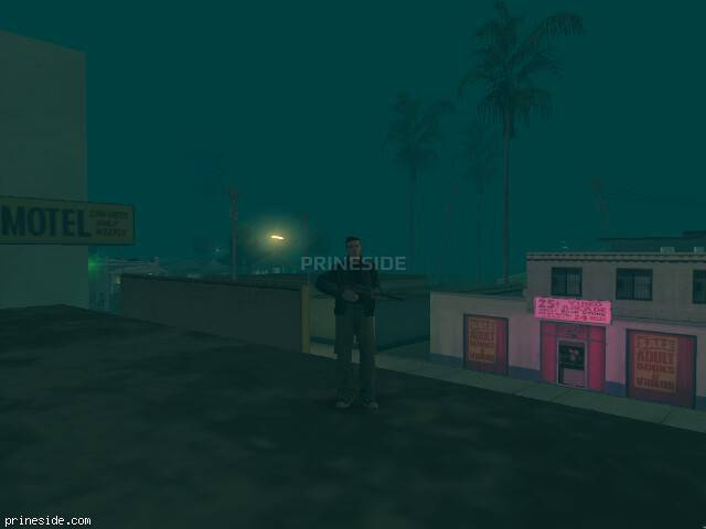 GTA San Andreas weather ID 170 at 0 hours