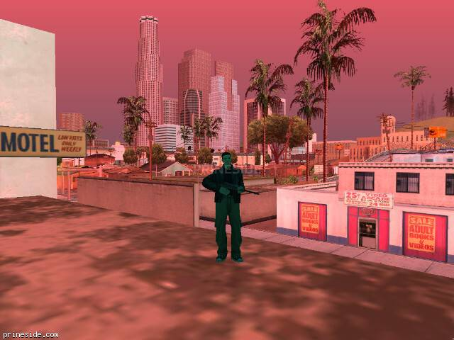 GTA San Andreas weather ID 426 at 14 hours