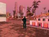 GTA San Andreas weather ID -854 at 16 hours