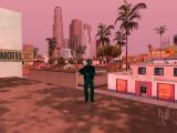 GTA San Andreas weather ID -86 at 17 hours