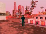 GTA San Andreas weather ID -854 at 19 hours