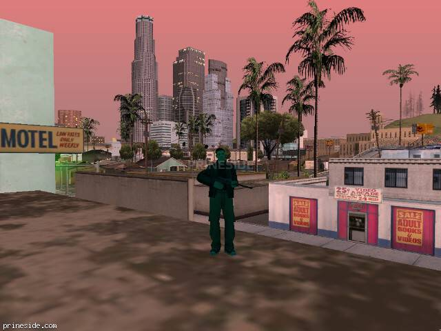 GTA San Andreas weather ID 682 at 20 hours