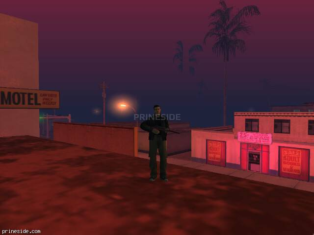 GTA San Andreas weather ID 426 at 2 hours