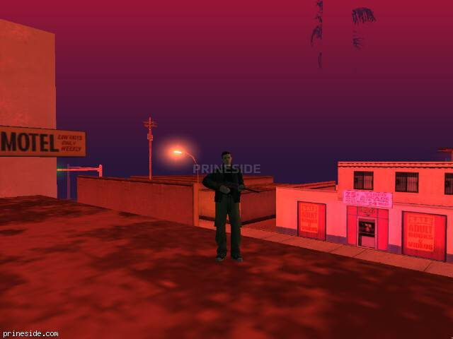 GTA San Andreas weather ID 426 at 3 hours