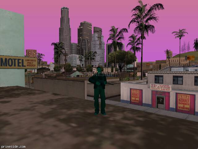 GTA San Andreas weather ID 171 at 20 hours
