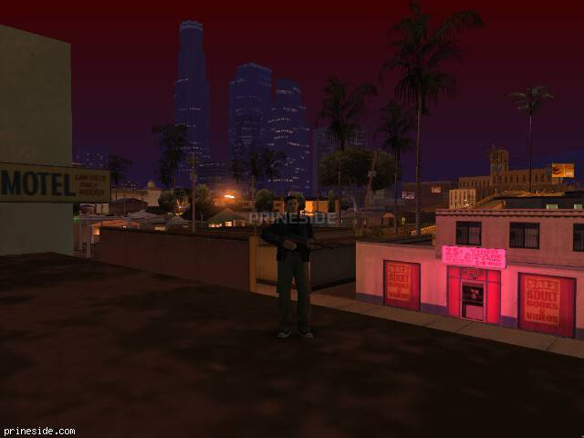 GTA San Andreas weather ID 428 at 1 hours