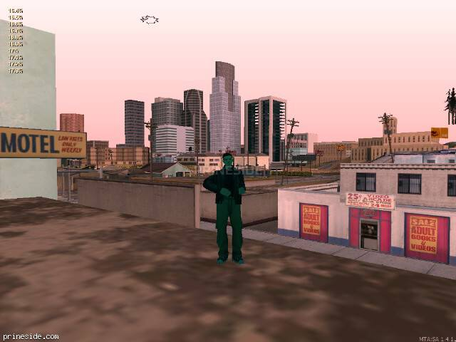 GTA San Andreas weather ID 173 at 12 hours