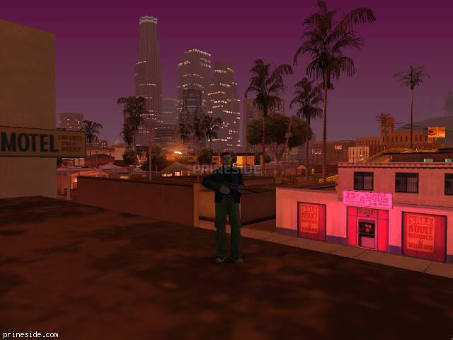 GTA San Andreas weather ID 174 at 1 hours