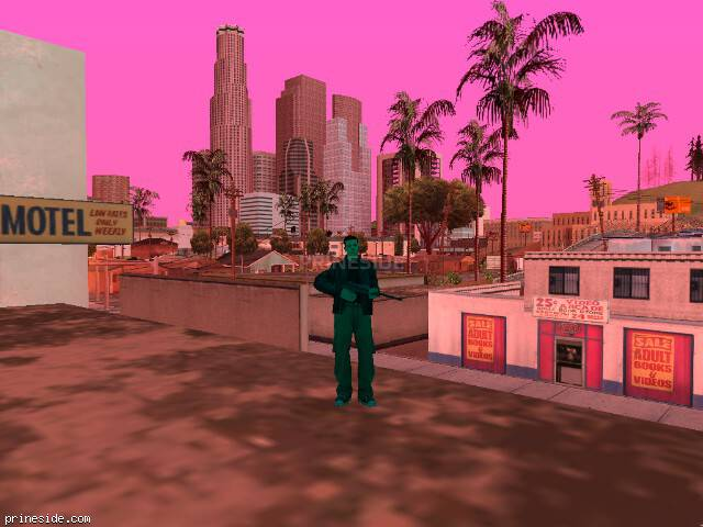 GTA San Andreas weather ID 431 at 17 hours