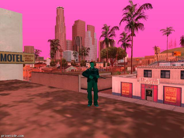 GTA San Andreas weather ID 175 at 18 hours