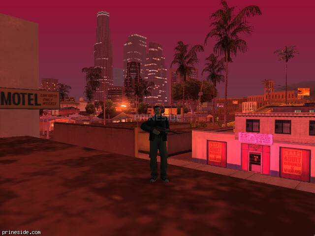 GTA San Andreas weather ID 175 at 2 hours