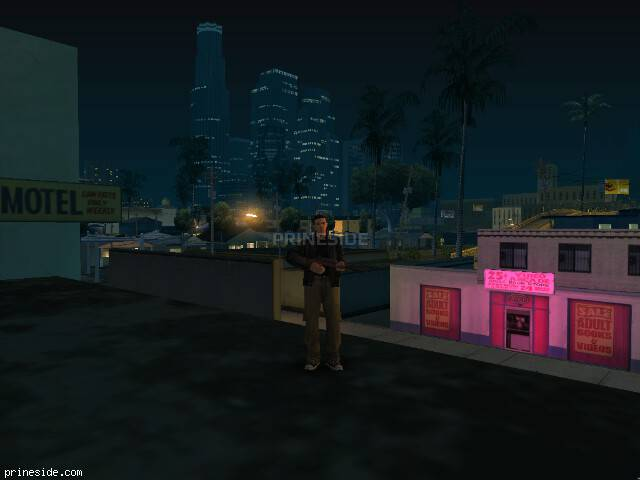 GTA San Andreas weather ID -592 at 0 hours