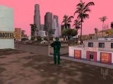 GTA San Andreas weather ID 176 at 17 hours