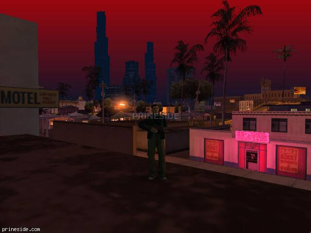 GTA San Andreas weather ID -592 at 2 hours