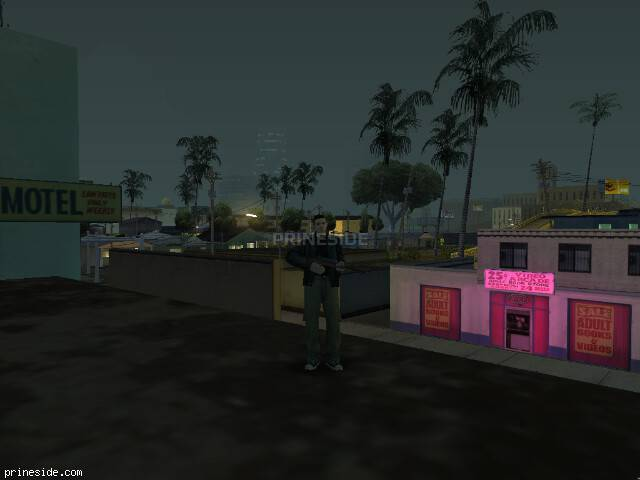 GTA San Andreas weather ID 433 at 0 hours