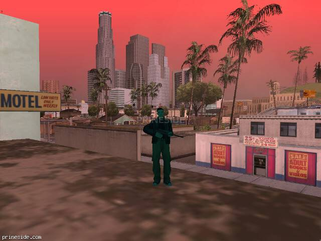 GTA San Andreas weather ID 433 at 15 hours