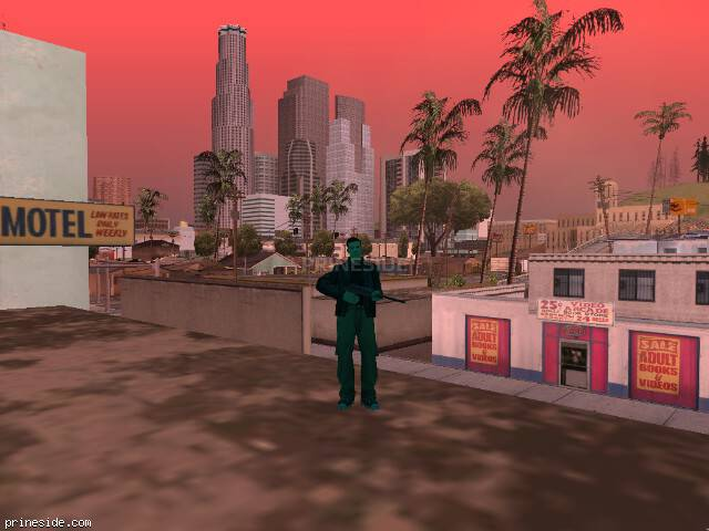 GTA San Andreas weather ID 433 at 16 hours