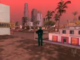 GTA San Andreas weather ID -335 at 19 hours