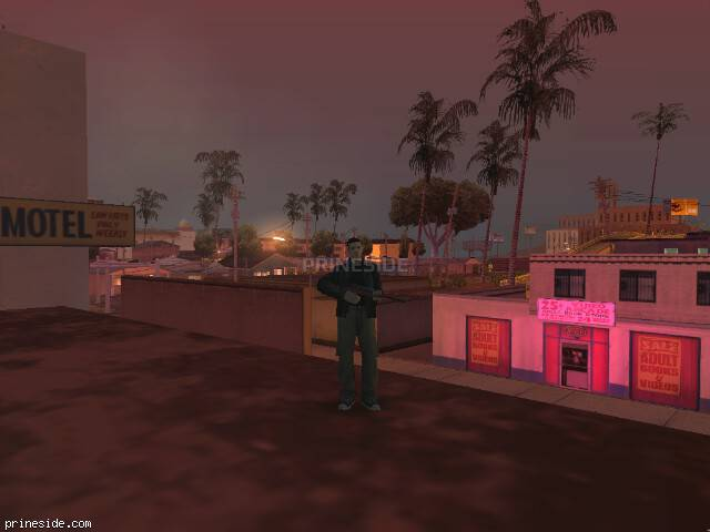 GTA San Andreas weather ID 433 at 1 hours