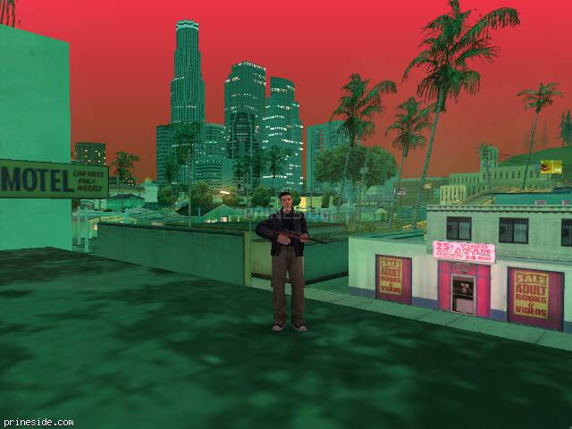 GTA San Andreas weather ID 433 at 23 hours