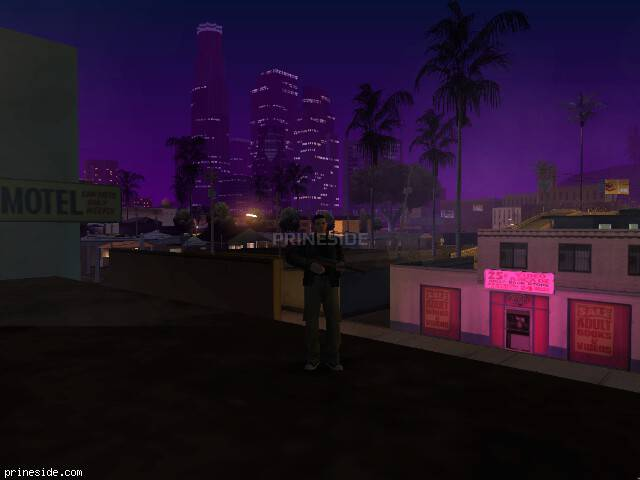 GTA San Andreas weather ID 434 at 0 hours