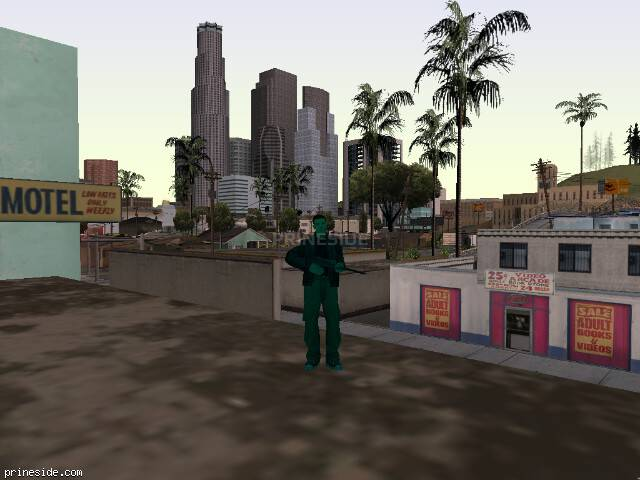 GTA San Andreas weather ID 178 at 14 hours