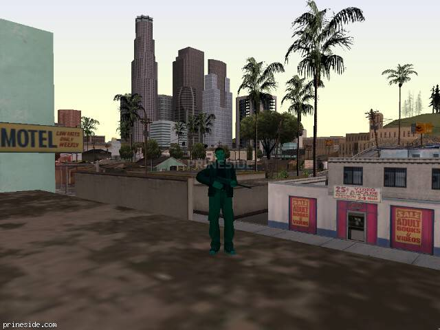GTA San Andreas weather ID 1202 at 15 hours