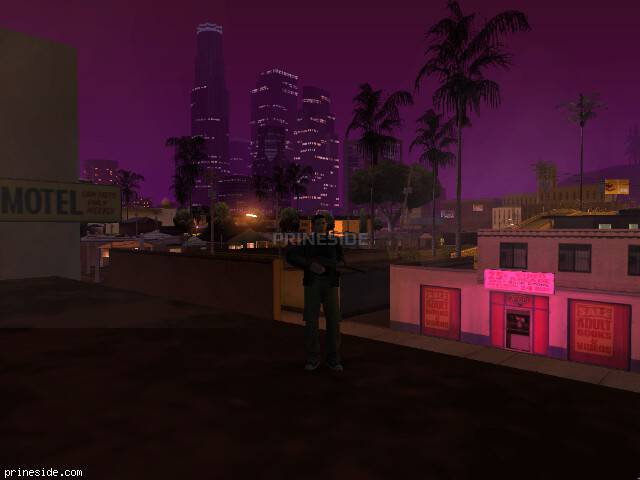 GTA San Andreas weather ID 178 at 1 hours