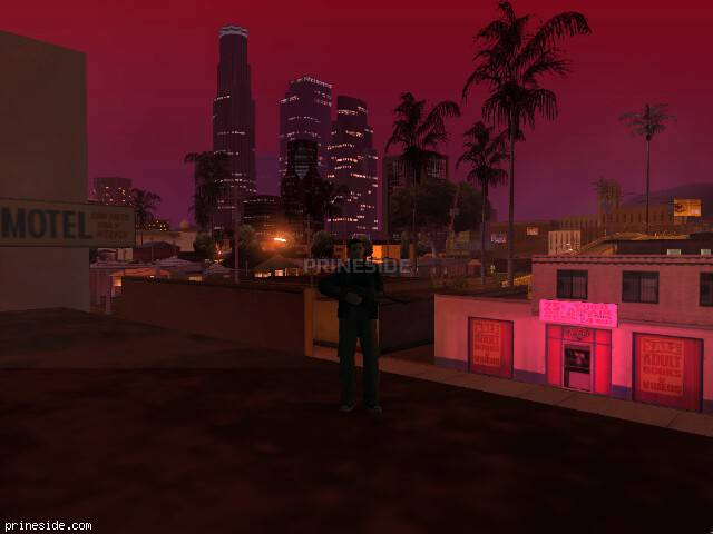 GTA San Andreas weather ID 690 at 2 hours