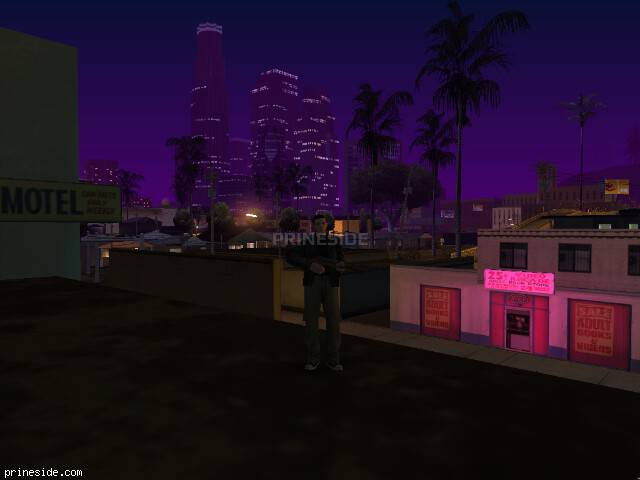 GTA San Andreas weather ID -845 at 0 hours